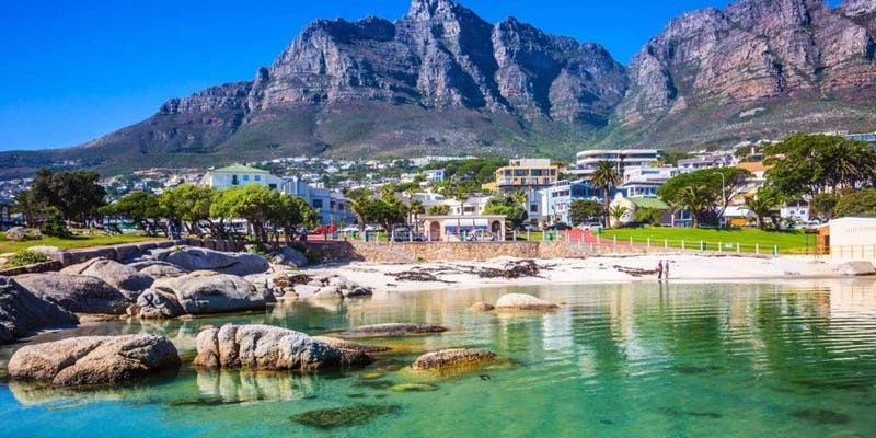 Nurses Take the Cape 2020 in South Africa