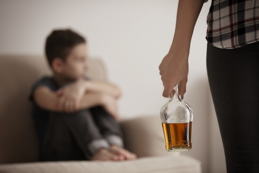 Domestic violence and alcoholism the link