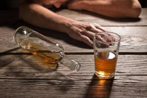 Alcoholism health impacts