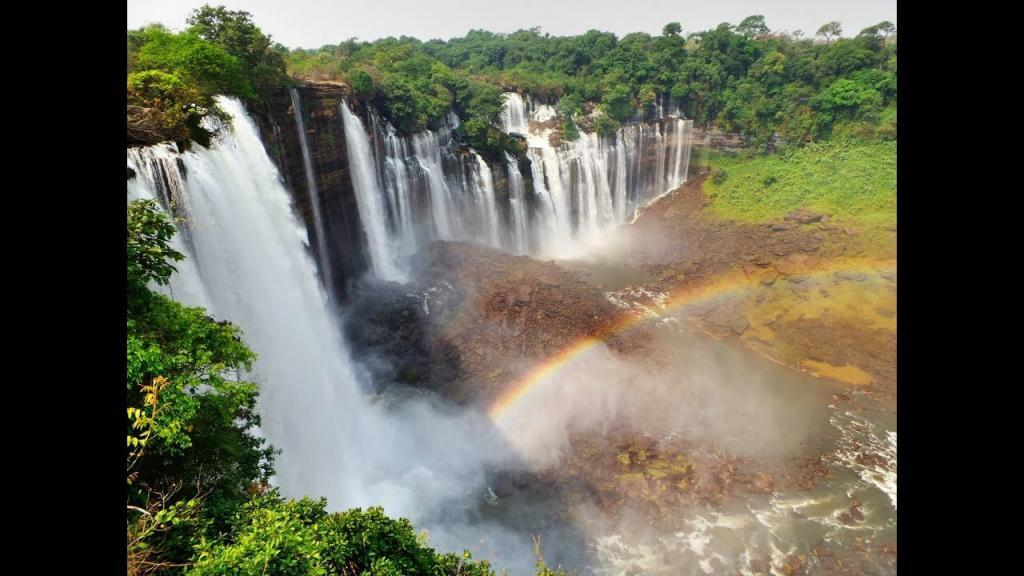 Chasing Waterfalls In Africa