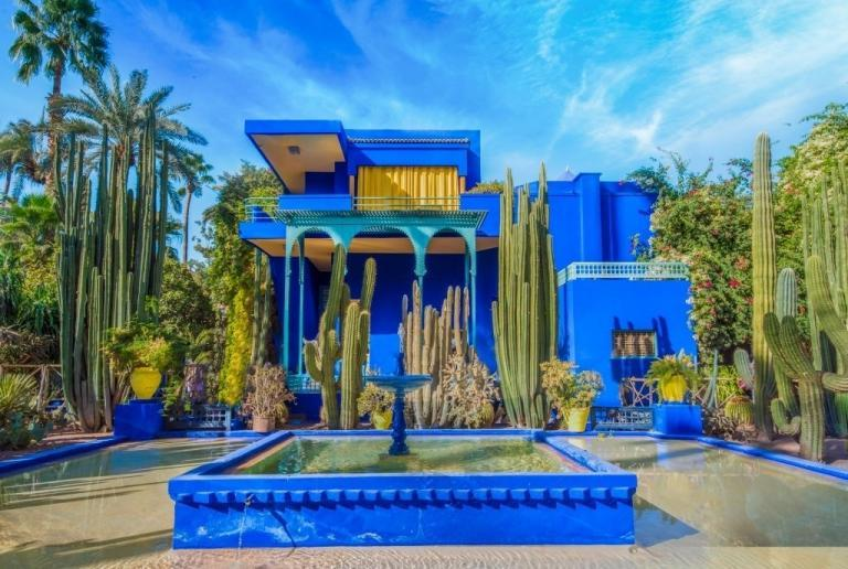 Places to Visit in Africa - Marrakech