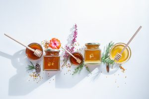 Get your glow with Honey