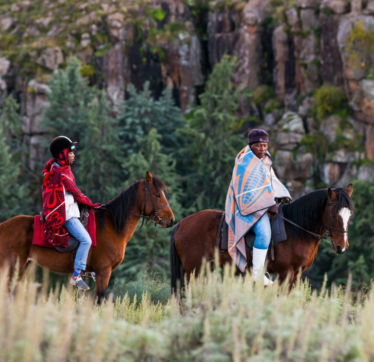 Horse riding and Trekking Lesotho