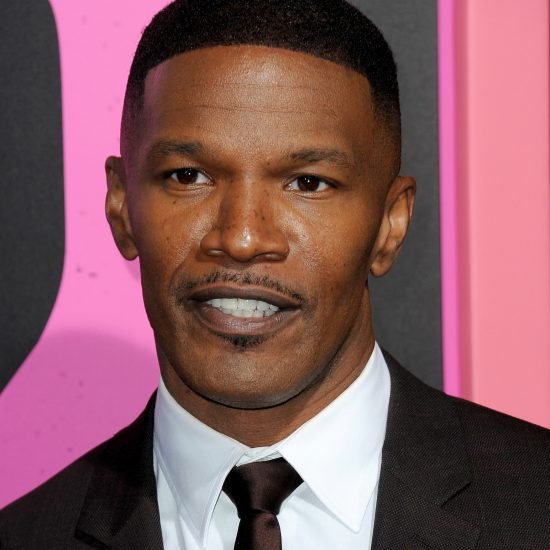 HOLLYWOOD, CA - NOVEMBER 20:  Actor Jamie Foxx attends the premiere of  New Line Cinema's