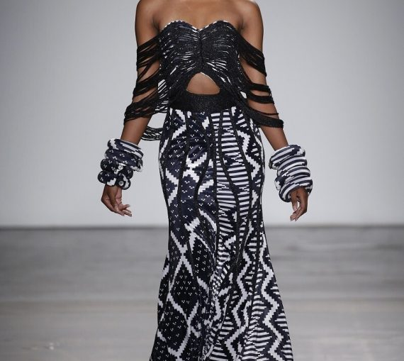 AFRICAN COLLECTION NEW YORK FASHION WEEK 09/05/2019